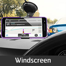 Windscreen Car Holders