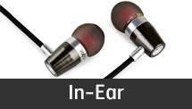 In-Ear Headphones and Earphones