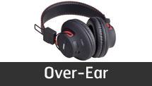 Over-Ear Headphones and Earphones