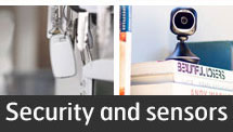 Security and sensors