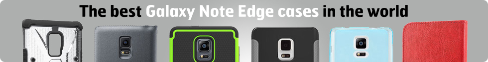 Samsung Galaxy Note Edge Cases