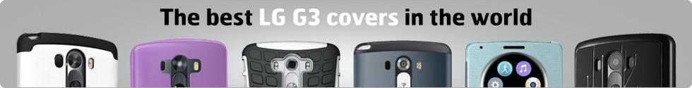 LG G3 Covers