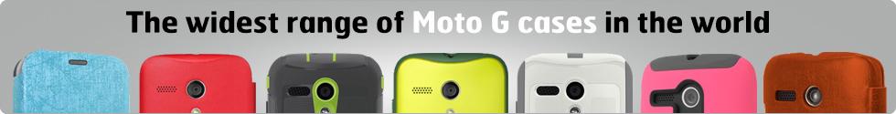Moto G Cases