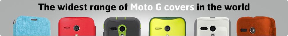 Moto G Covers