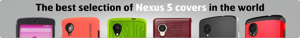 Nexus 5 covers