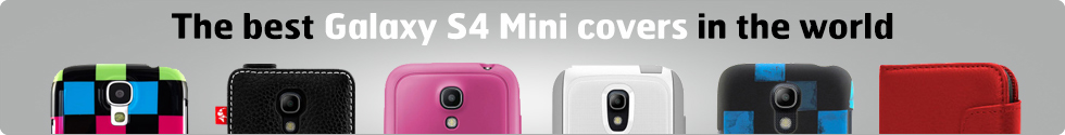 Samsung Galaxy S4 Mini Covers