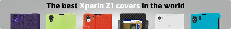 Sony Xperia Z1 Covers