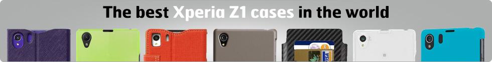 Sony Xperia Z1 Cases