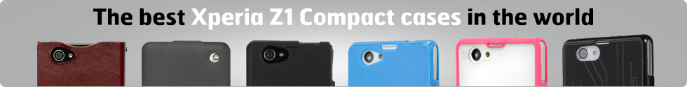 Sony Xperia Z1 Compact Cases