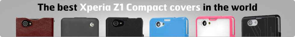 Sony Xperia Z1 Compact Covers
