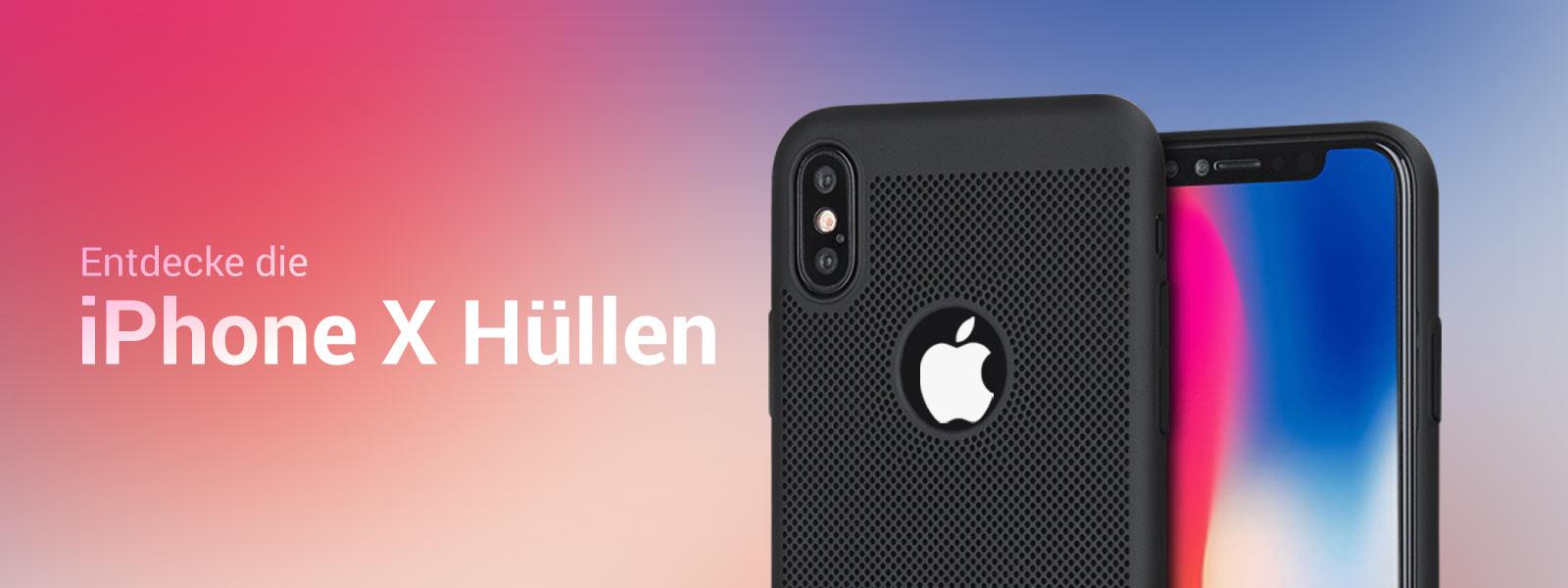 iPhone X Hüllen - Finde den besten iPhone X Hüllen
