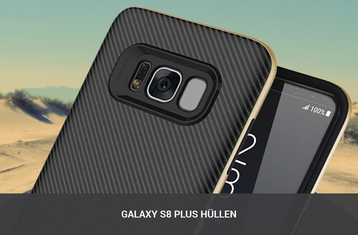 Galaxy S8 Plus Hüllen