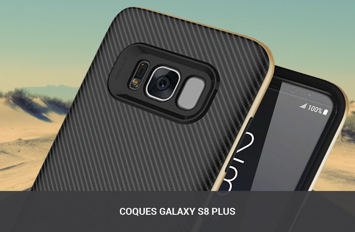 Coques Galaxy S8 Plus