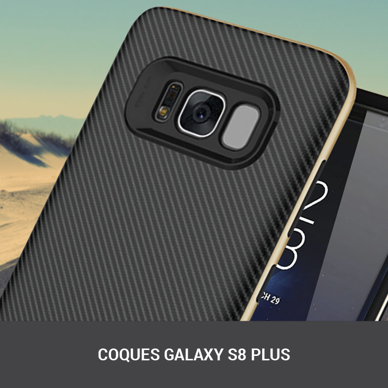 Coques Samsung Galaxy S8 Plus