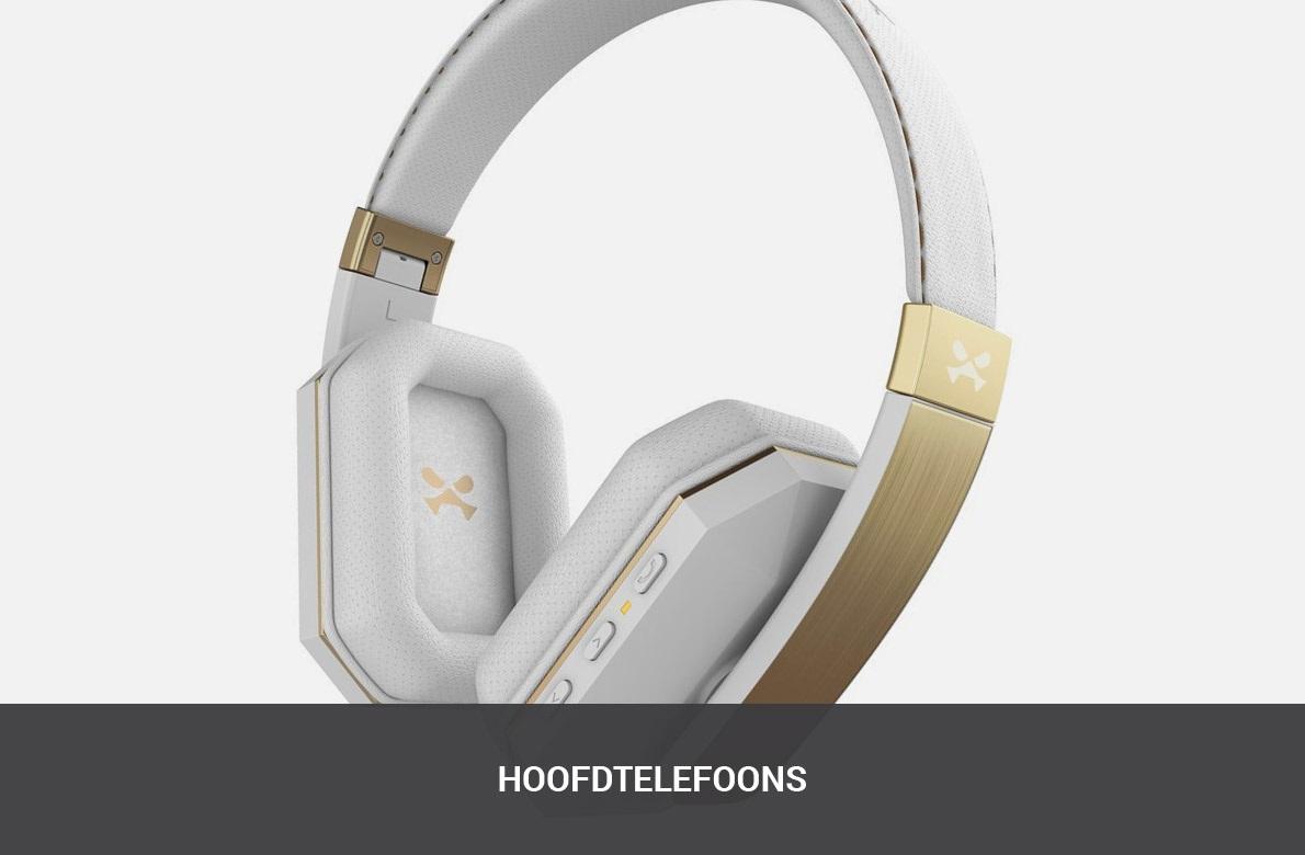 Hoofdtelefoons