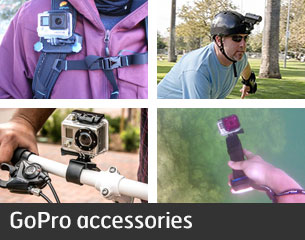 GoPro and Action Camera Accessories