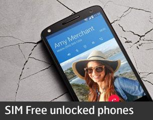 SIM Free Unlocked phones