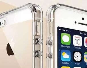 Our favorite iPhone SE clear cases