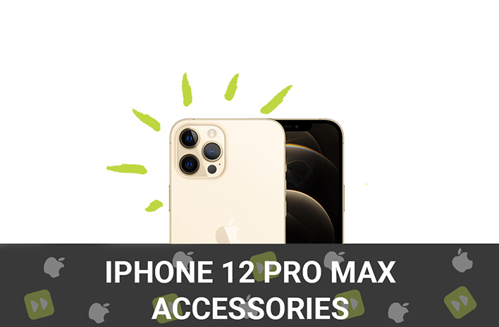 iPhone 12 Pro Max Accessories
