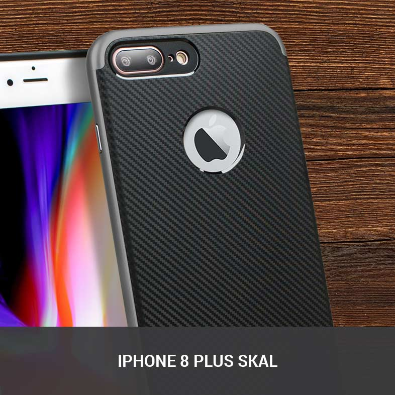 iPhone 8 Plus skal
