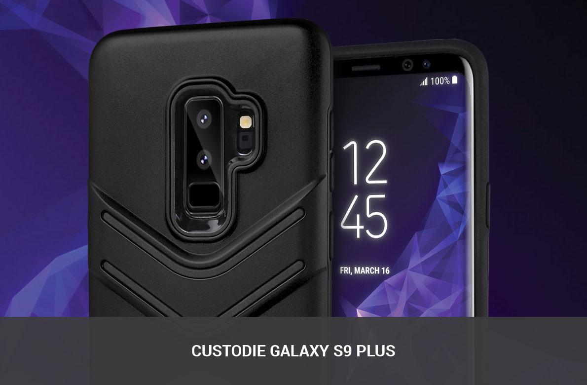 Samsung Galaxy S9 Plus Custodie