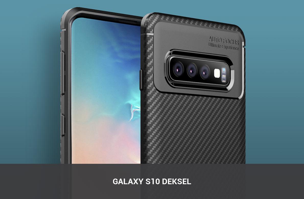 Samsung Galaxy S10 Deksel