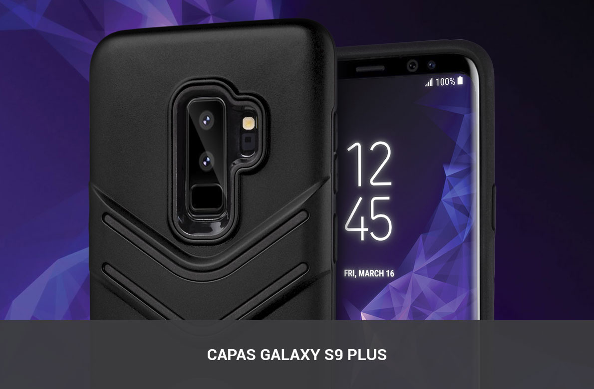 Samsung Galaxy S9 Plus Capas