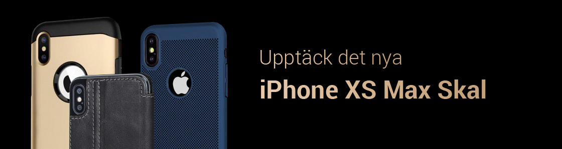 iPhone XS Max Skal - Find your perfect iPhone XS Max case