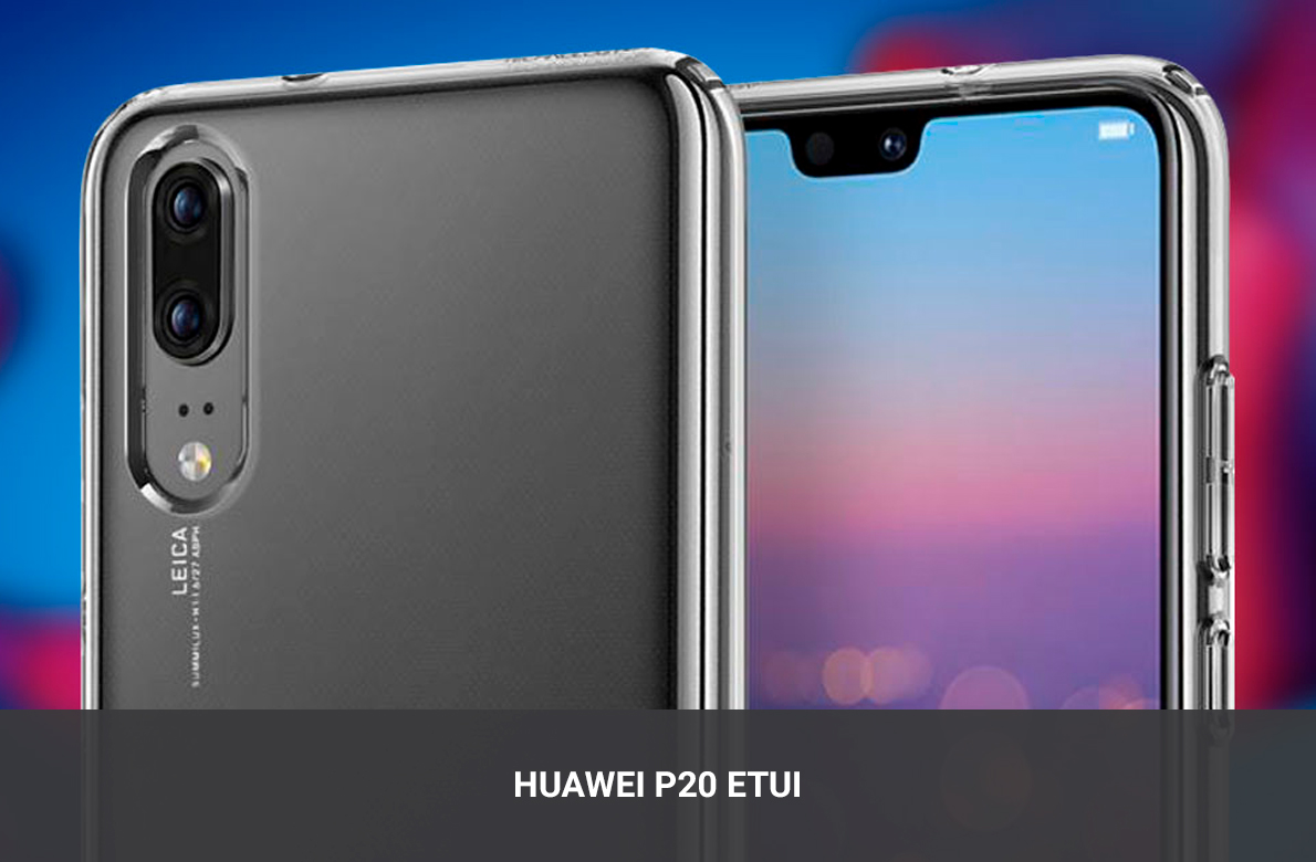 Huawei P20 Etui