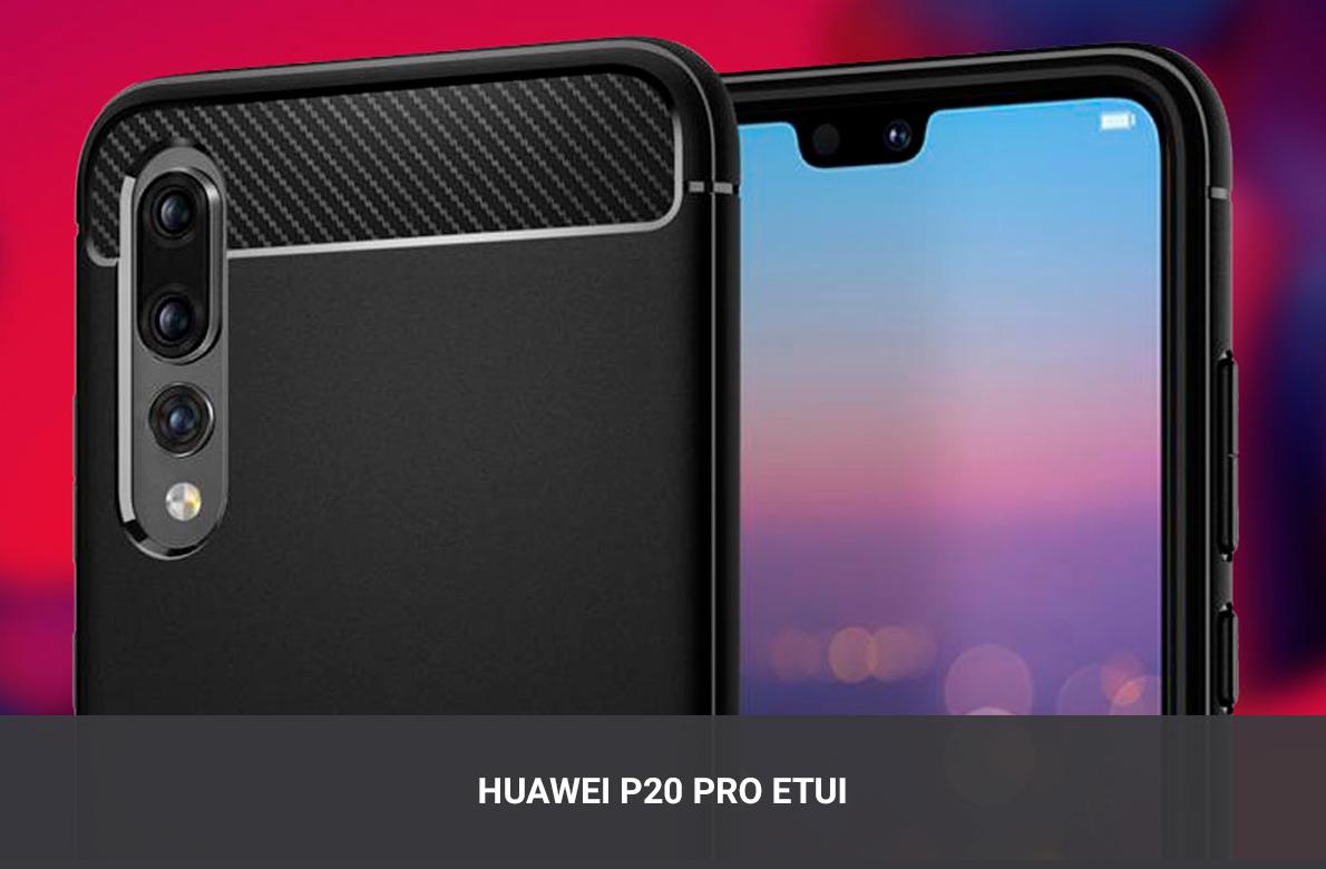 Huawei P20 Pro Etui