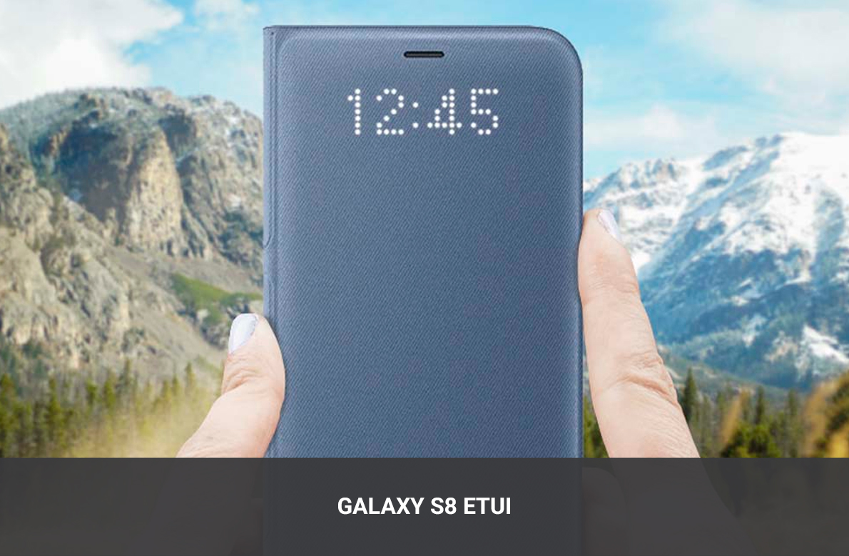 Galaxy S8 Etui