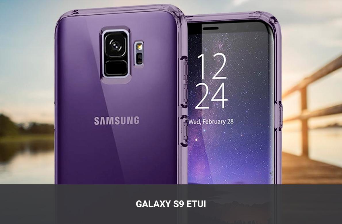 Samsung Galaxy S9 Etui