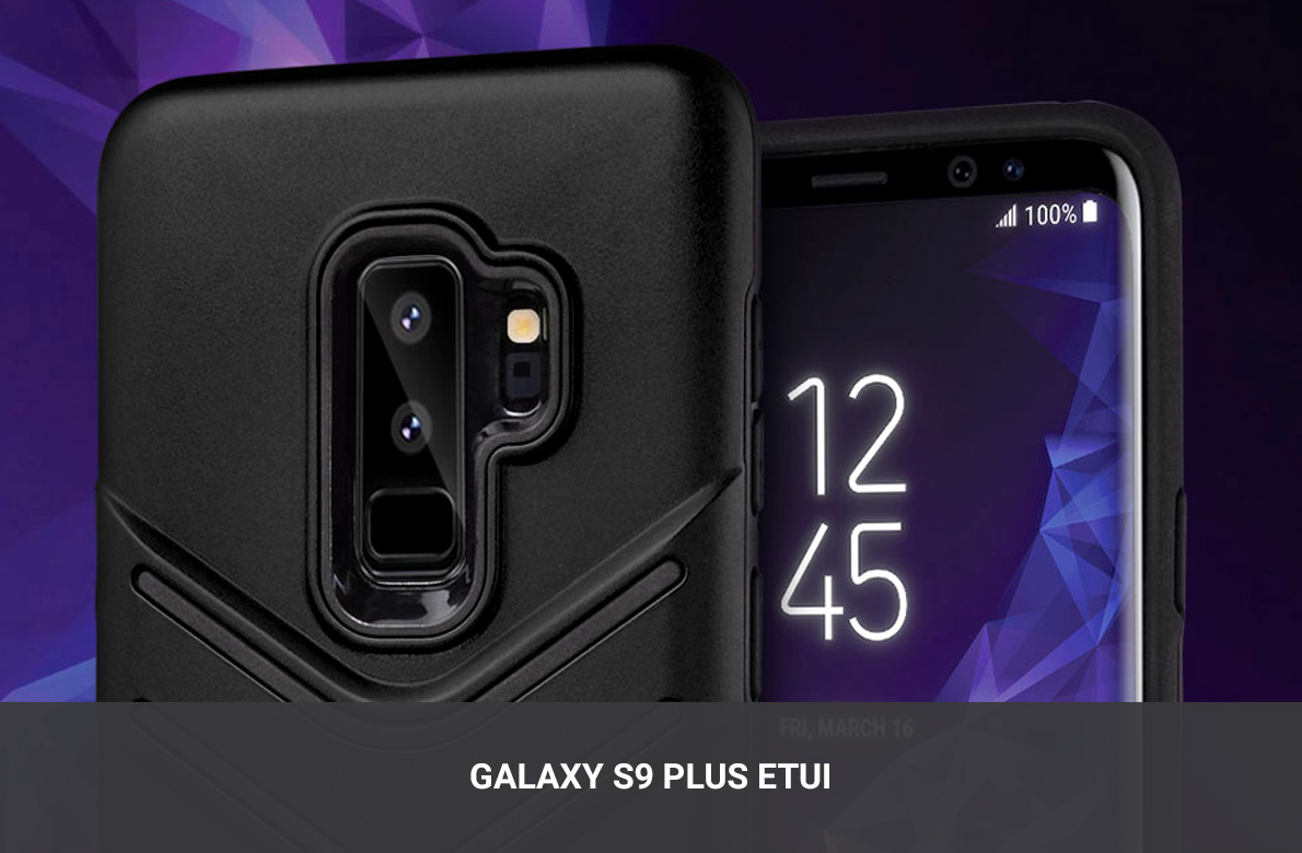 Samsung Galaxy S9 Plus Etui