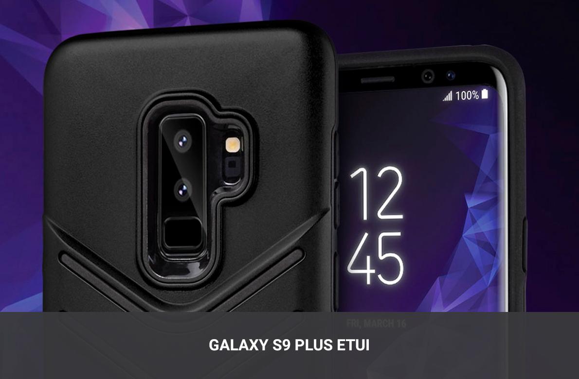 Samsung Galaxy S9 Plus Etui