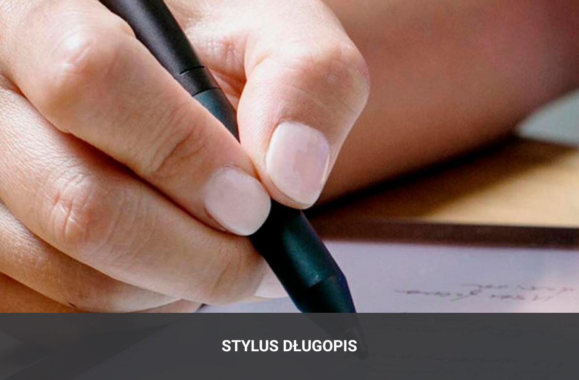 Stylus długopis