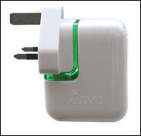 Chargeur de Voyage International Jivo World Power Dual USB