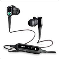 Sony Ericsson Noise Cancelling Headphones HPM-88