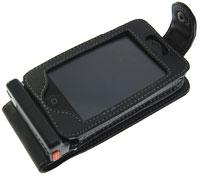 Apple iPhone 3G Solar Case - Flip Style - Black