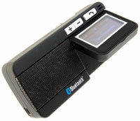 Advanced Bluetooth Visor Car Kit