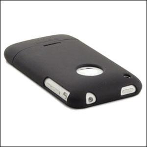 Seidio iPhone 3GS / 3G  Innocase II Surface - Black
