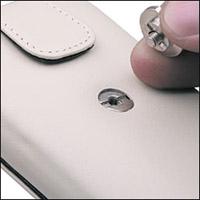 Noreve Resistant Metal Belt Clip