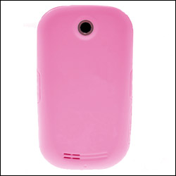 Samsung Genio Touch Back Cover - Light Pink