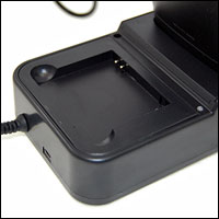 Deluxe HTC HD2 Dual Charging Cradle
