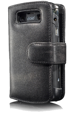 Capdase Classic Leather Case for BlackBerry Bold 9700
