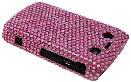 BlackBerry Bold 9700 Diamante Hard Back Cover