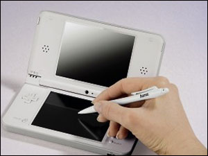 Twin Pack Of XXL Stylus Pens Fr Nintendo DSi  XL - White