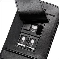 Capdase Classic Leather Flip Case for Google Nexus One