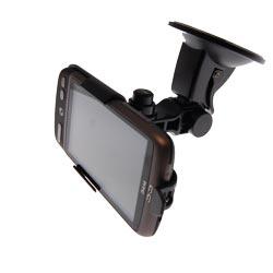 Support voiture pour HTC Desire en mode paysage
