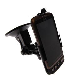 Support voiture pour HTC Desire en mode portrait