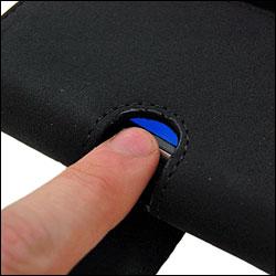 HTC PO S280 For HTC Desire - Black